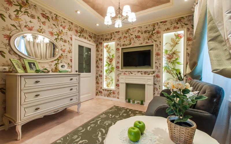 Мебельный стиль или как сделать жилье уютным