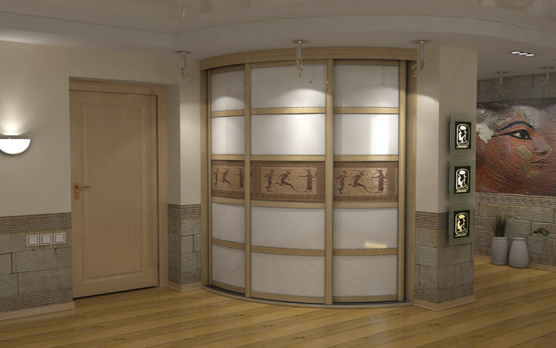 Шкафы-купе: стильность, функциональность, вместимость