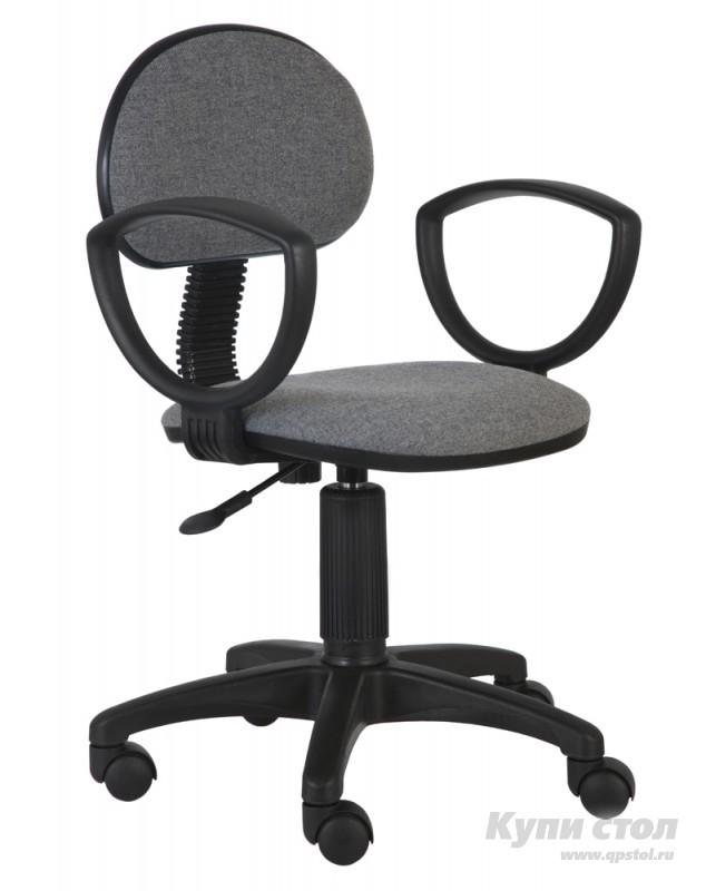 Компьютерное кресло Бюрократ CH-213AXN 10-128 Темно-серый