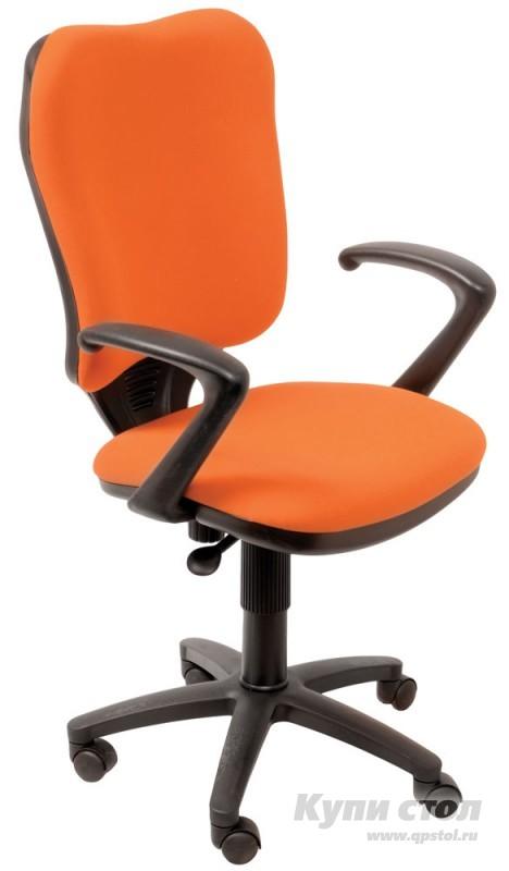 Офисное кресло Бюрократ CH-540AXSN 26-29-1 оранжевый