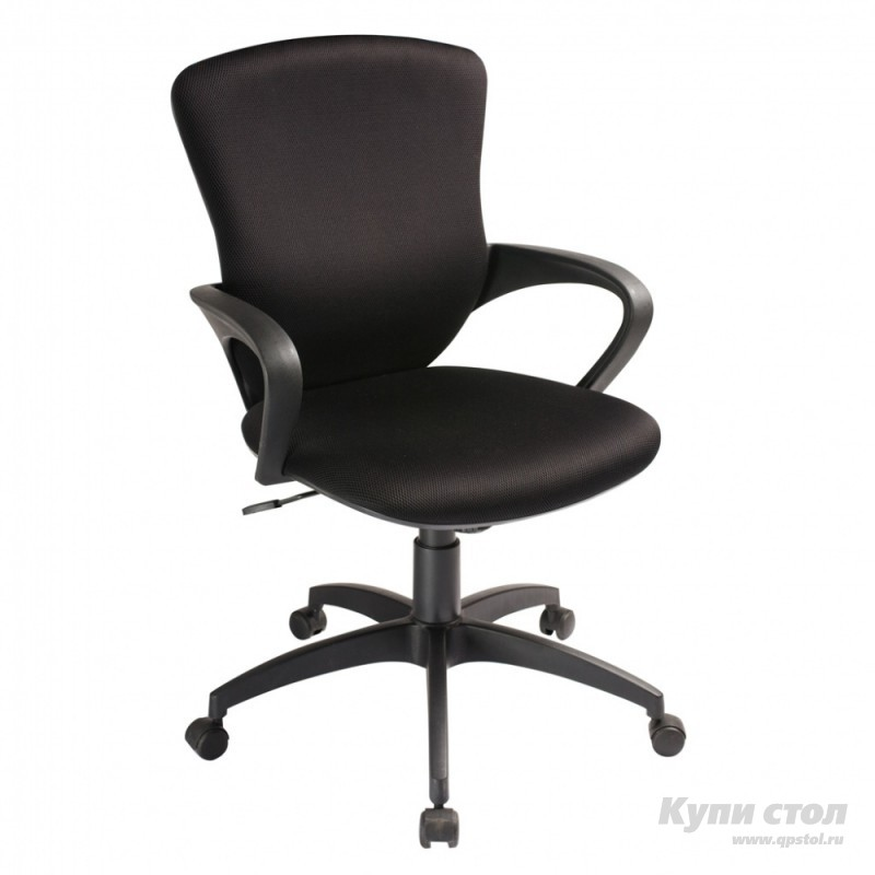 Офисное кресло Бюрократ CH-818AXSN-LOW 15-21 Черный