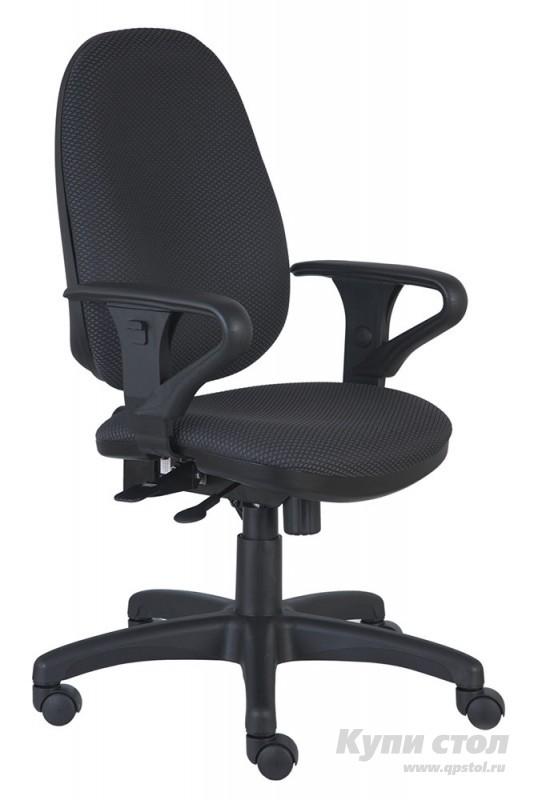 Офисное кресло Бюрократ T-612AXSN JP-15-1 серый