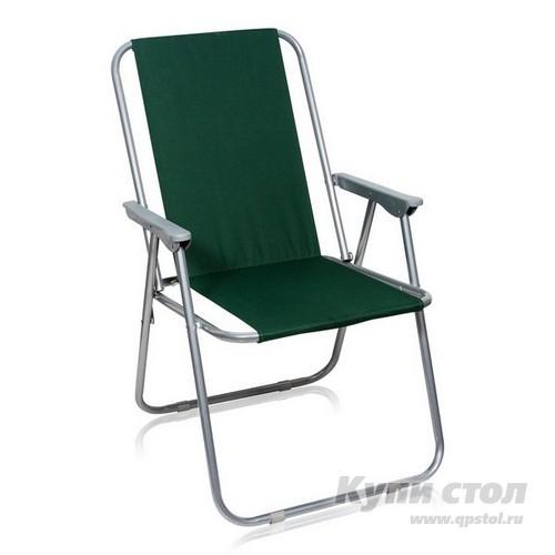 Кресло для пикника Афина-мебель LFT-3463 Зеленый полиэстер