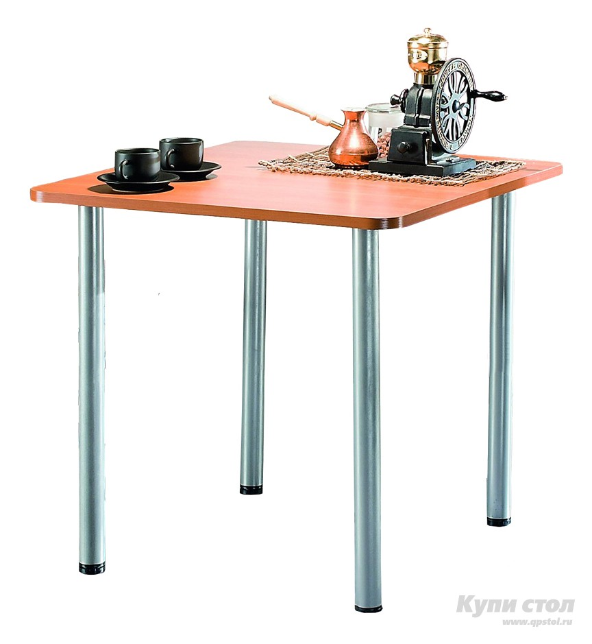 Кухонный стол МегаЭлатон Милан Вишня
