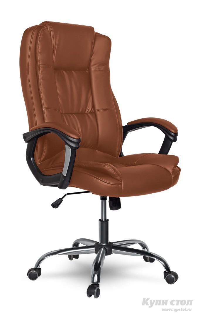 Кресло руководителя College XH-2222 Коричневый