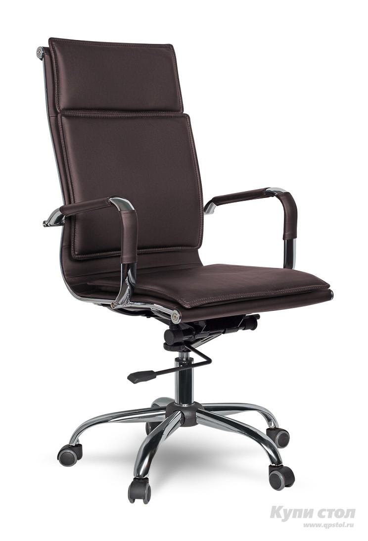 Кресло руководителя College XH-635 Коричневый