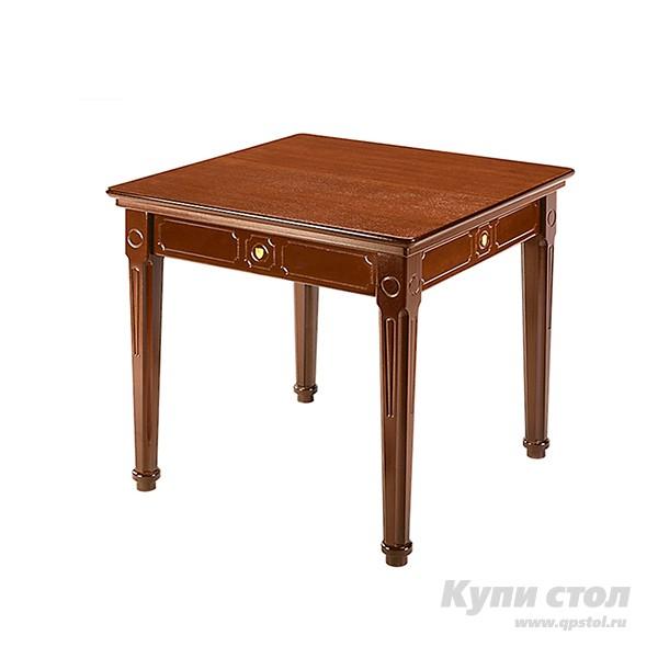 Журнальный столик Висан Стол журнальный Чайный Орех шпон