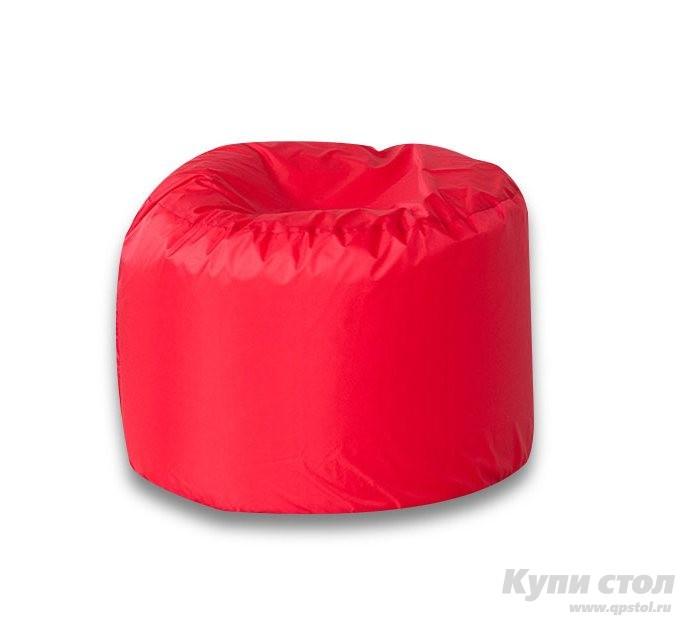 Пуфик DreamBag Круг Красный