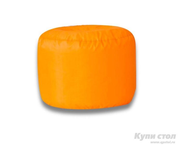 Пуфик DreamBag Круг Оранжевый