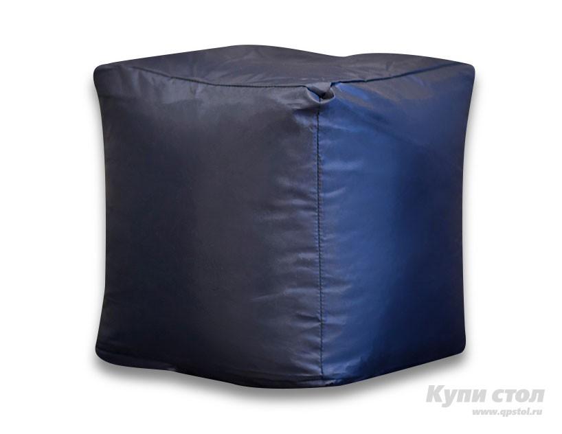 Пуфик DreamBag Кубик Темно-синий
