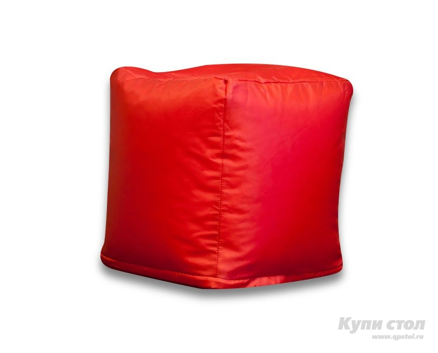 Пуфик DreamBag Кубик Красный