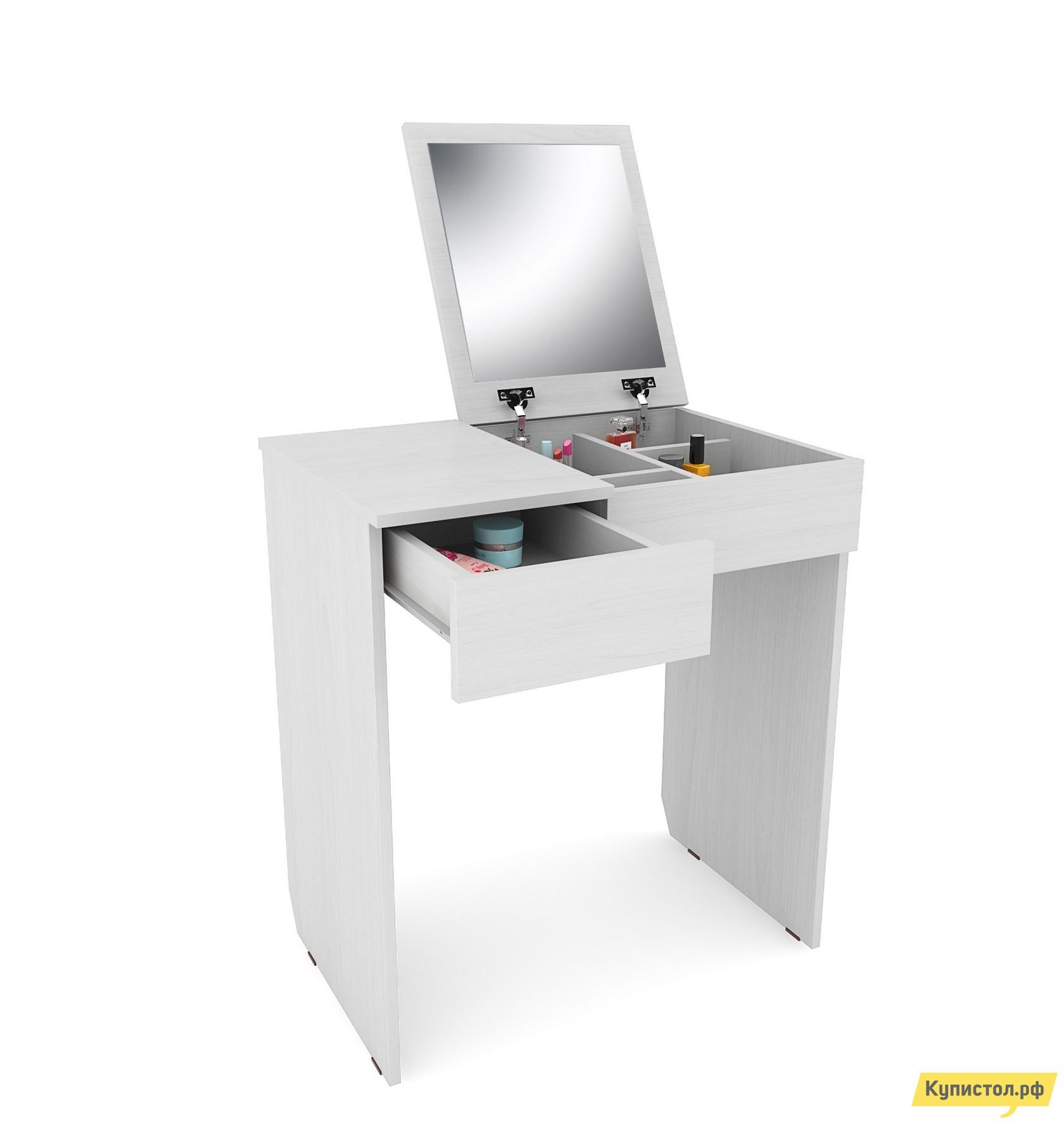 Туалетный столик МФ Мастер Риано-1 Белый