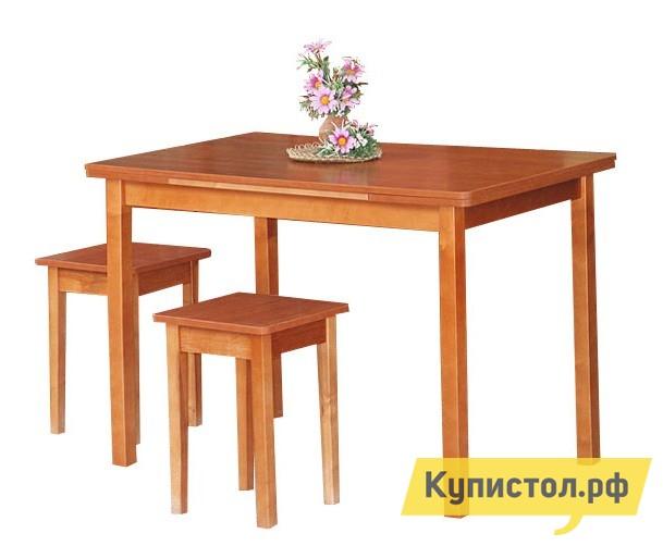 Кухонный стол Боровичи Стол обеденный раздвижной со скруглением 930/1460 Х 640 мм