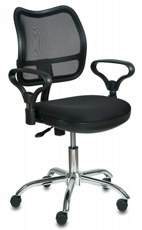 Офисное кресло Бюрократ CH-799SL TW-11 Черный