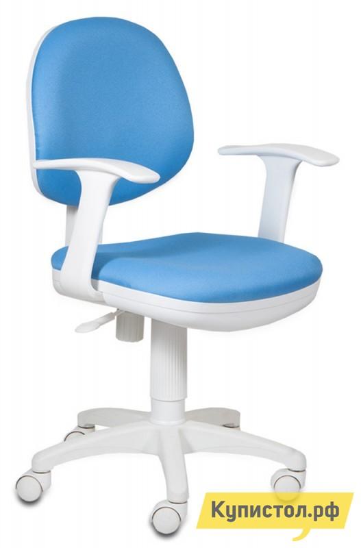 Компьютерное кресло Бюрократ CH-W356AXSN 15-107 Голубой
