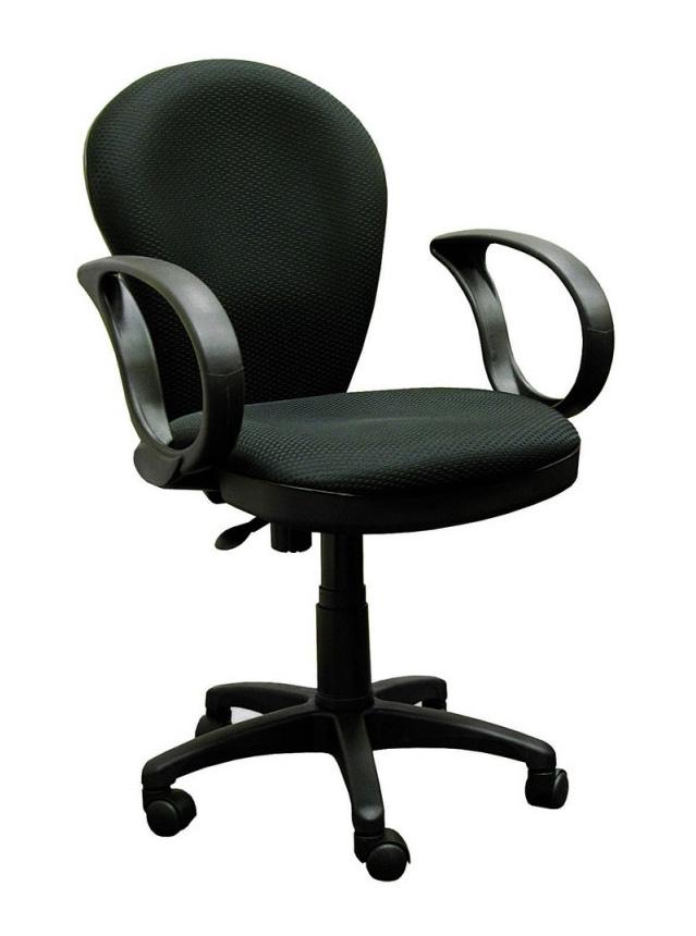 Офисное кресло Бюрократ CH-687AXSN JP-15-2 черный