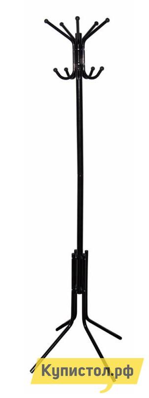 Напольная вешалка Бюрократ CR-002 Черный