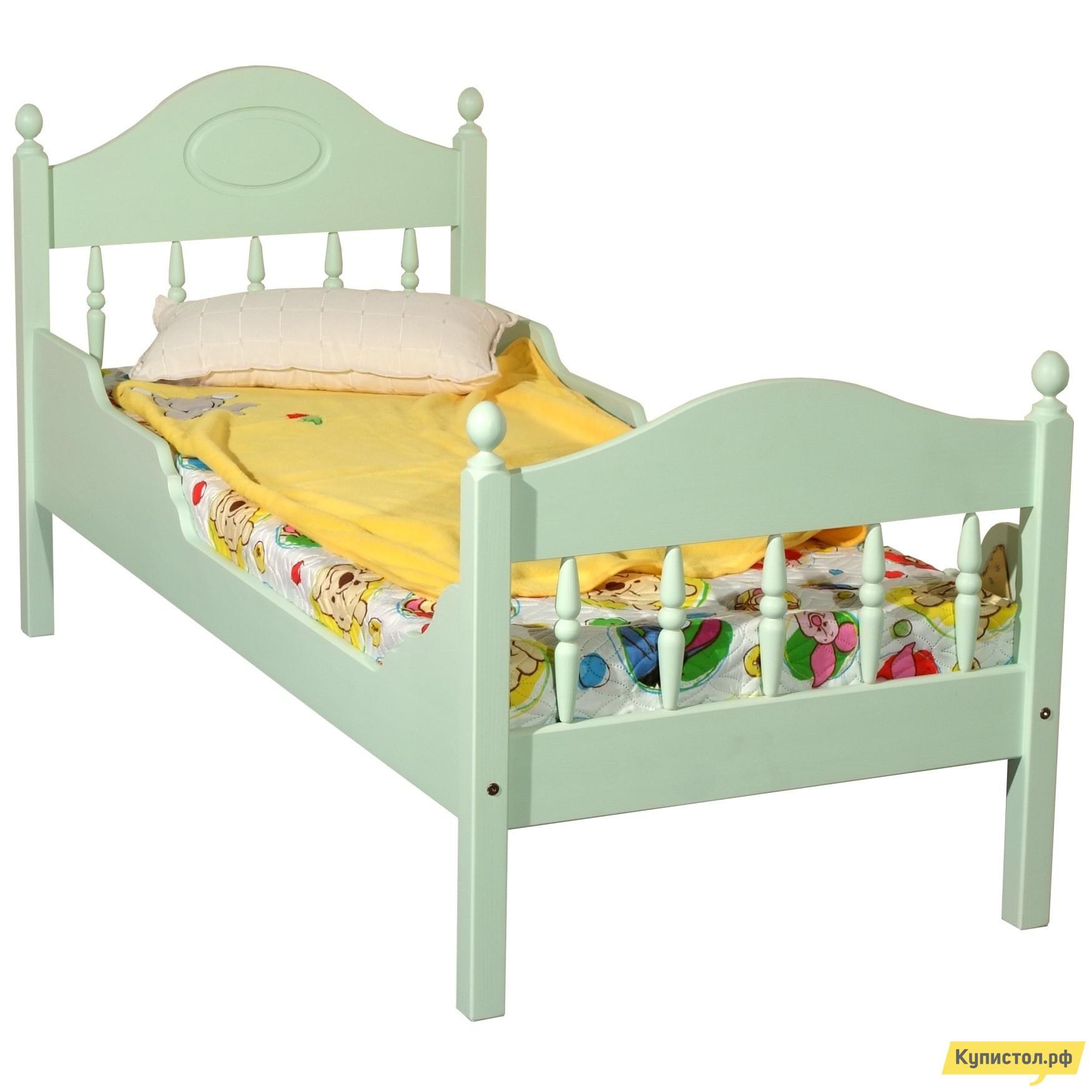 Детская кровать Timberica Кровать Фрея-2 детская Спальное место 900 Х 2000 мм