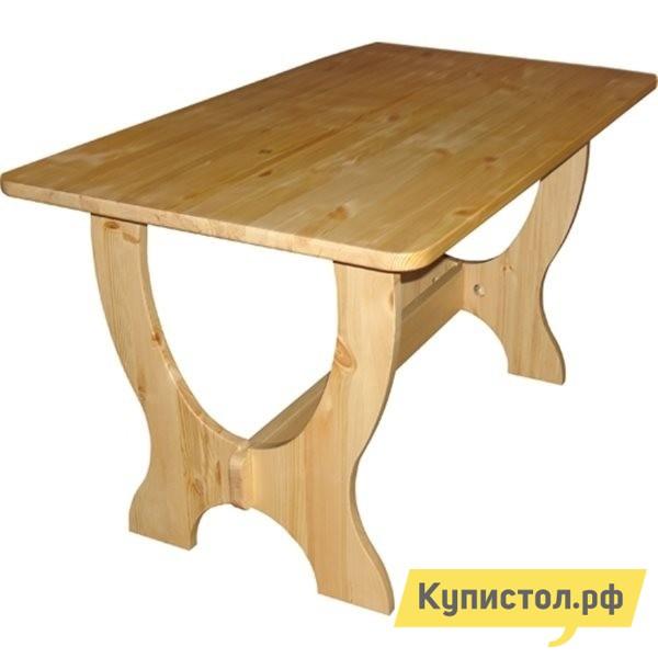 Кухонный стол Добрый мастер Ом-1200/1400/1600/1800/2000 Размер столешницы 2000 Х 800 мм
