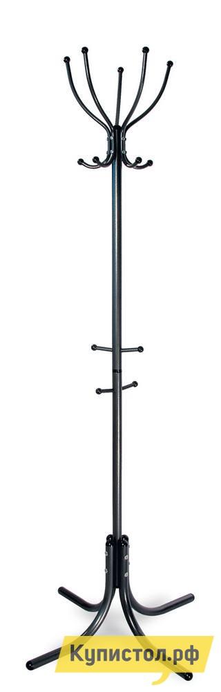 Напольная вешалка Мебелик М-10 Черный