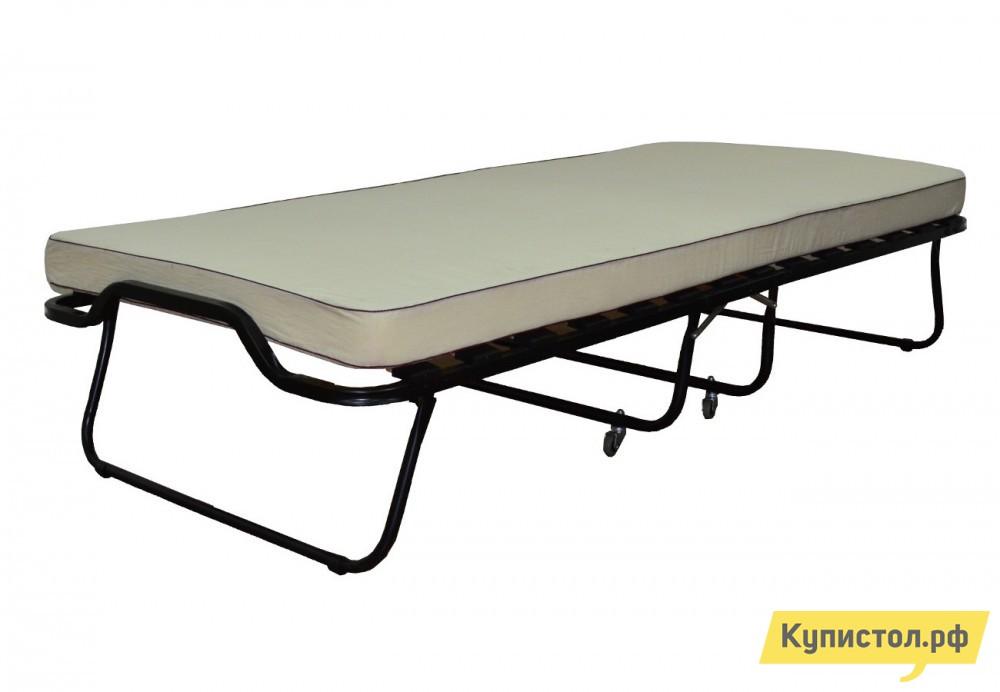 Раскладушка Мебель Импэкс Кровать раскладная «Эльвира» с матрасом В ассортименте