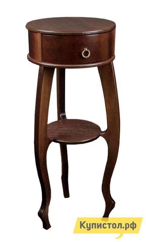 Консоль Мебелик Берже 12 Темно-коричневый