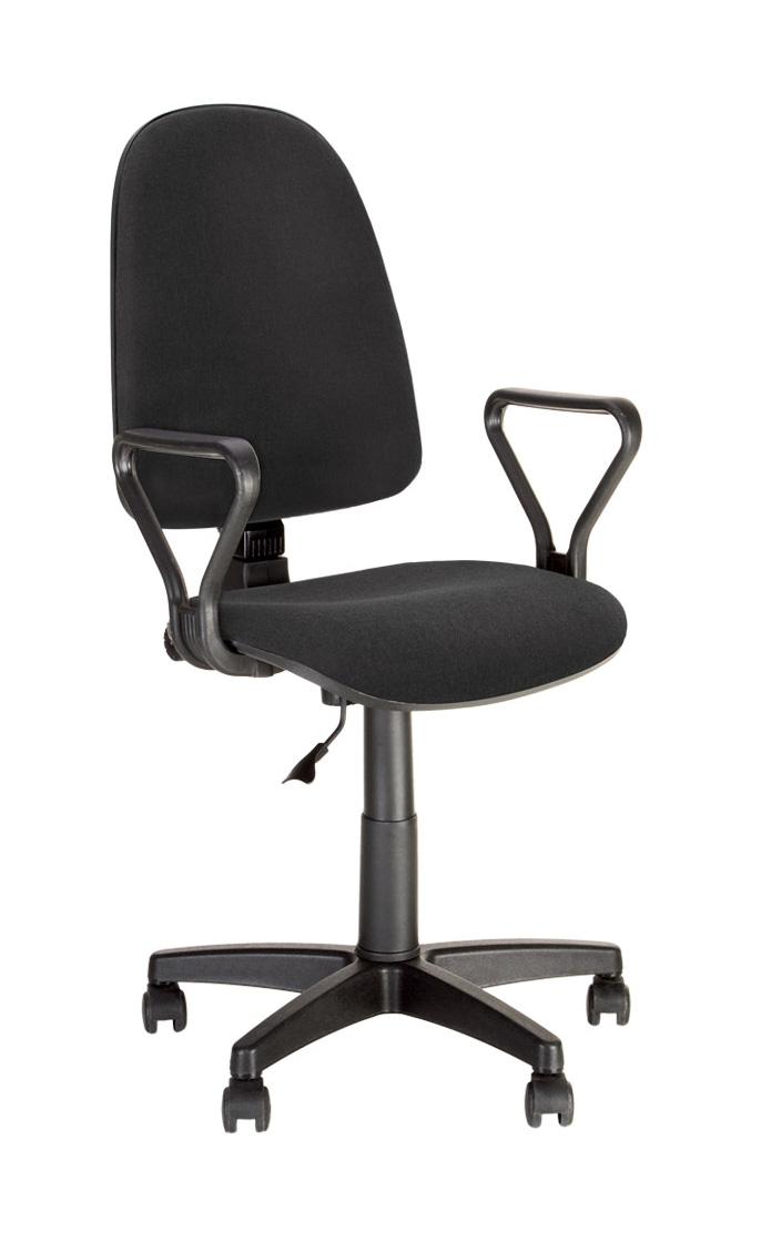 Офисное кресло NOWYSTYL PRESTIGE GTP Черная С-11 ткань