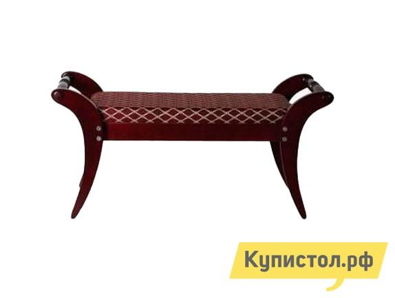 Банкетка Мебелик Тифани Махагон