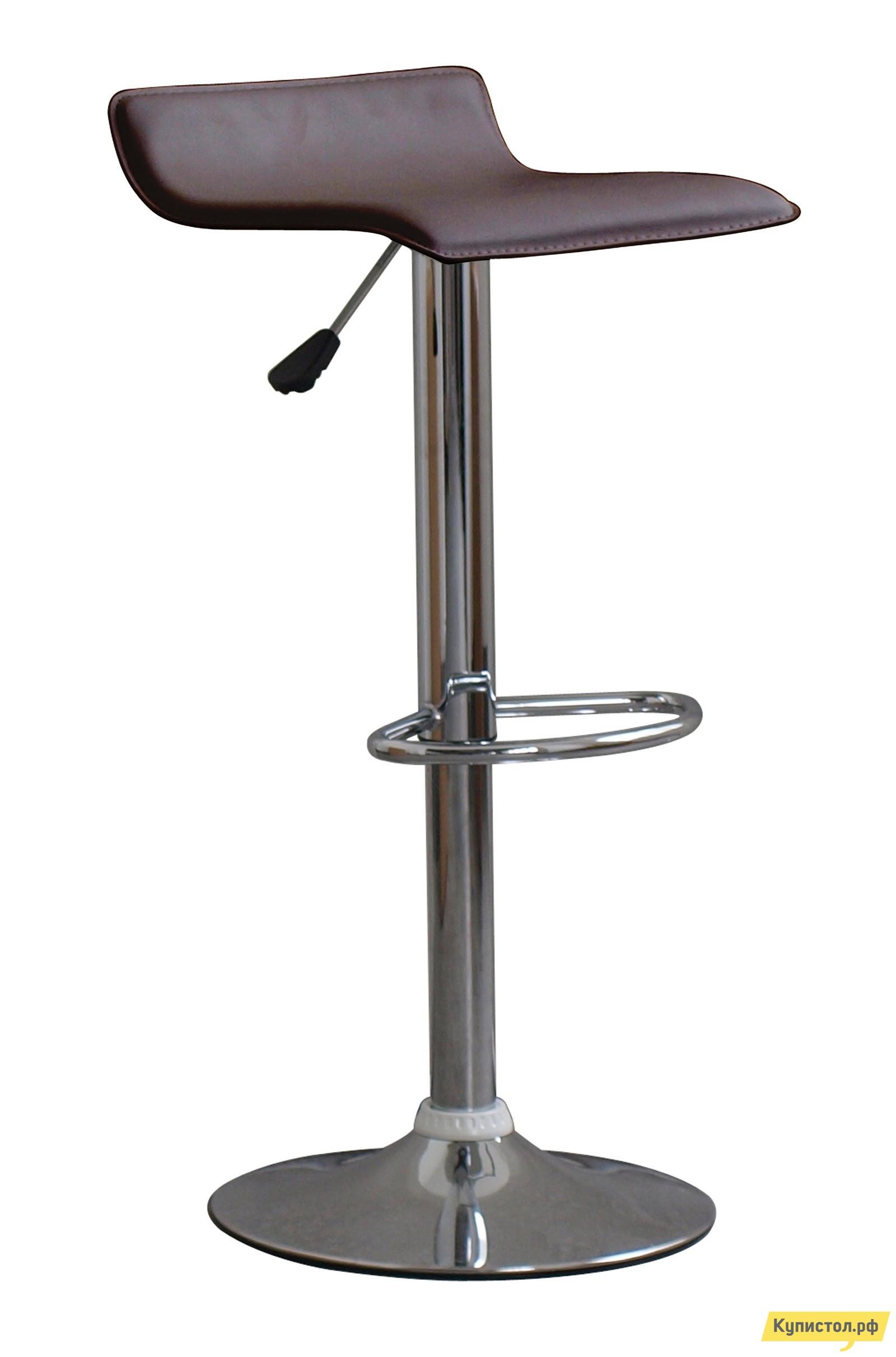 Барный стул STOOL GROUP HI-TEC Коричневый