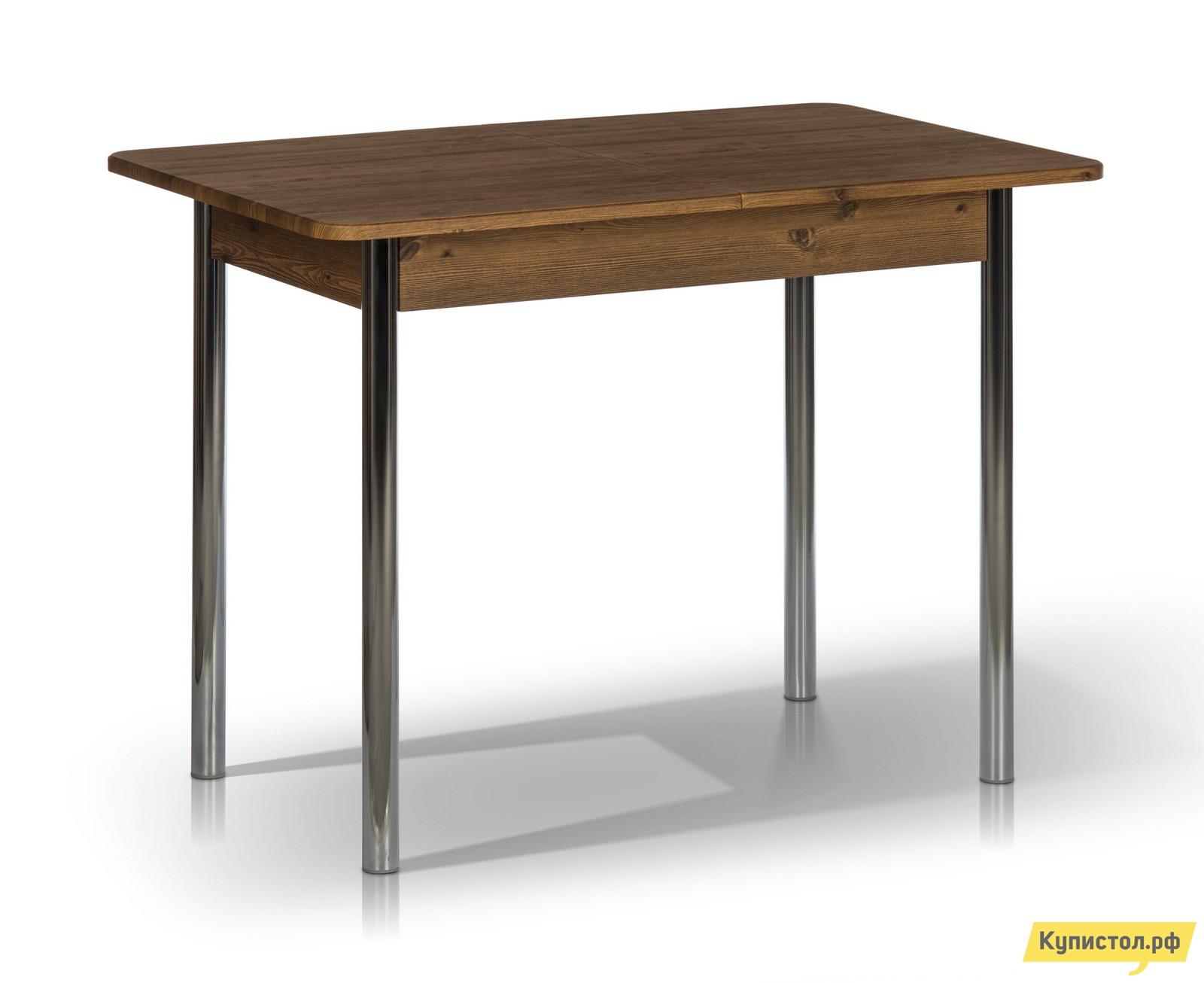 Кухонный стол МегаЭлатон Капри Каштан минск