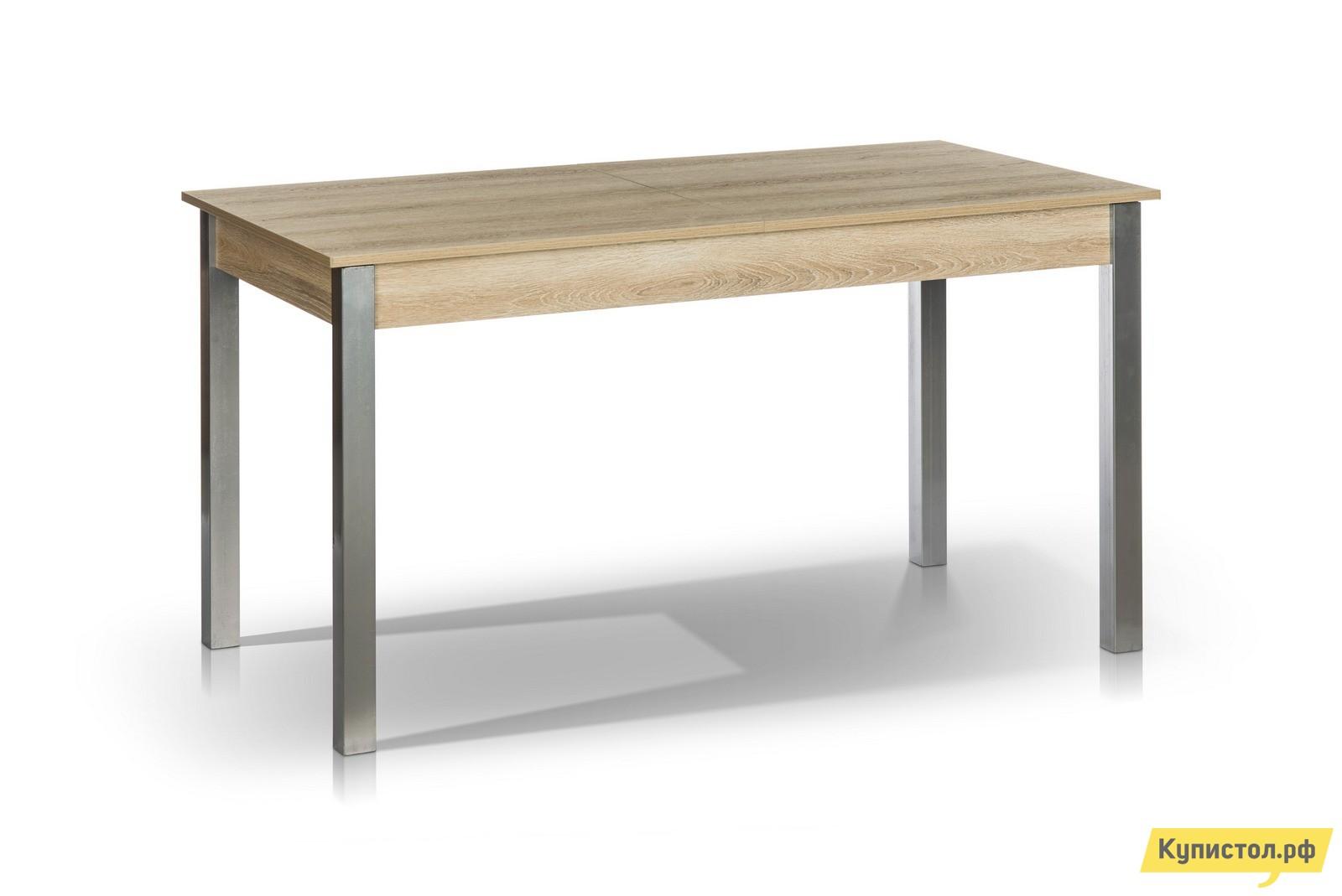 Кухонный стол МегаЭлатон Лугано Дуб швейцарский