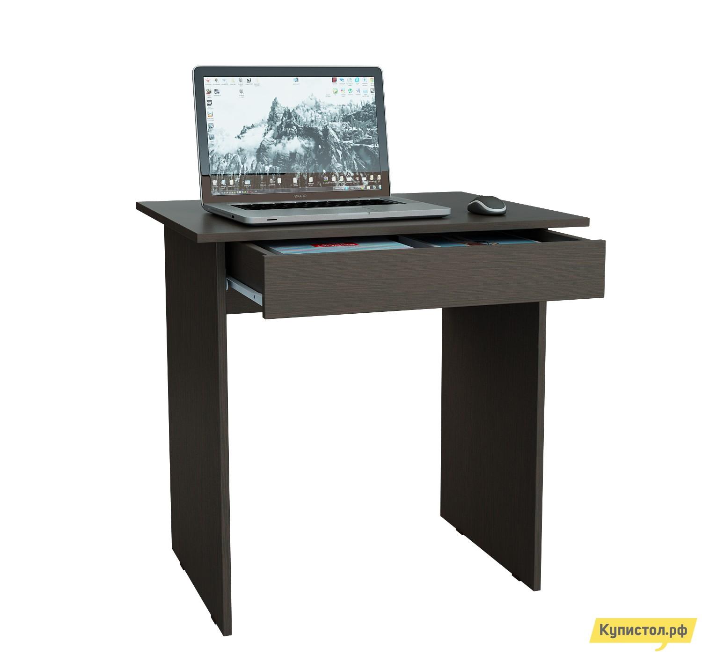 Компьютерный стол МФ Мастер Милан-2Я Венге