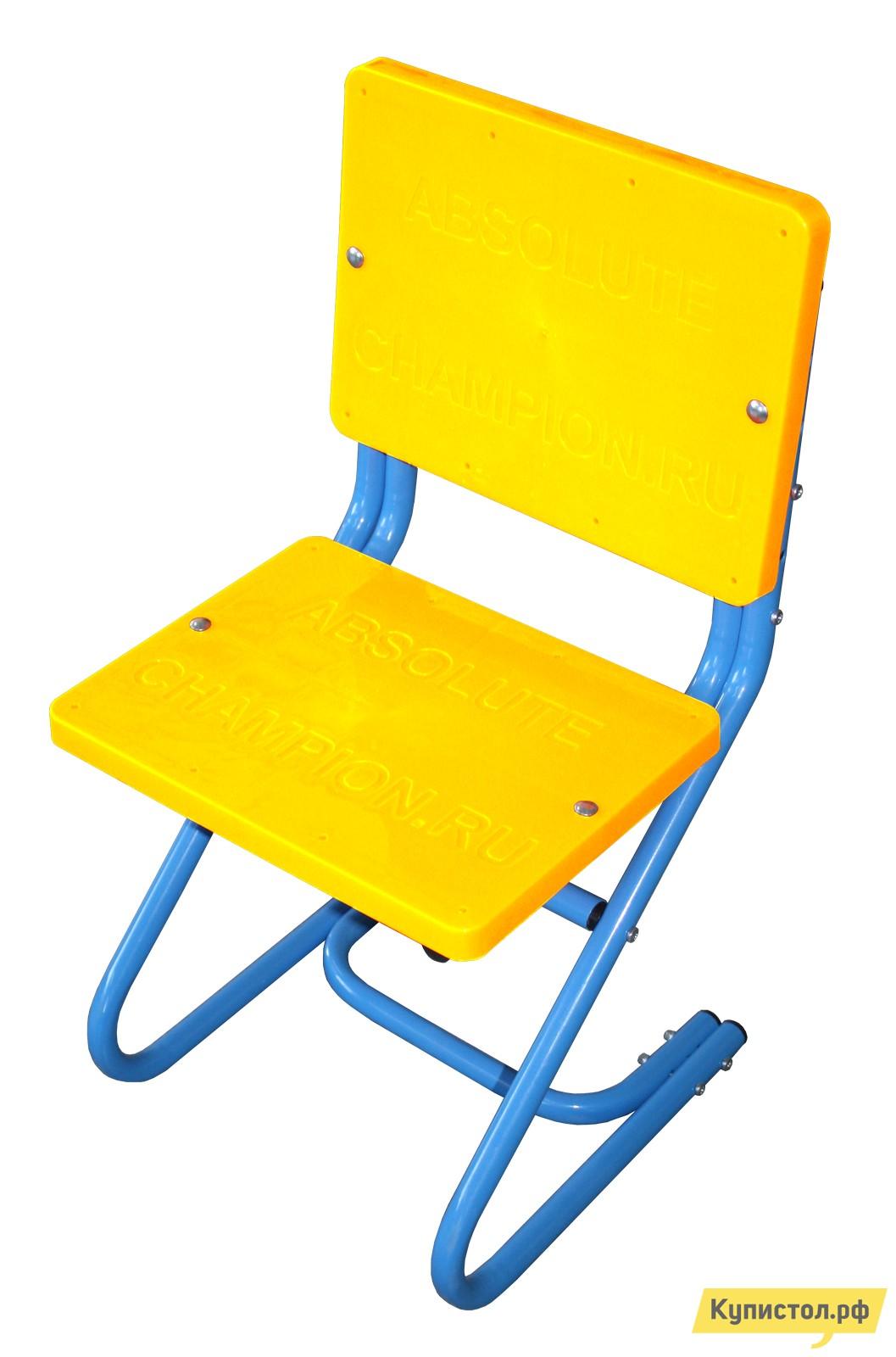 Стул AbsoluteChampion Стул ученический (Желто-синий) Желто-синий