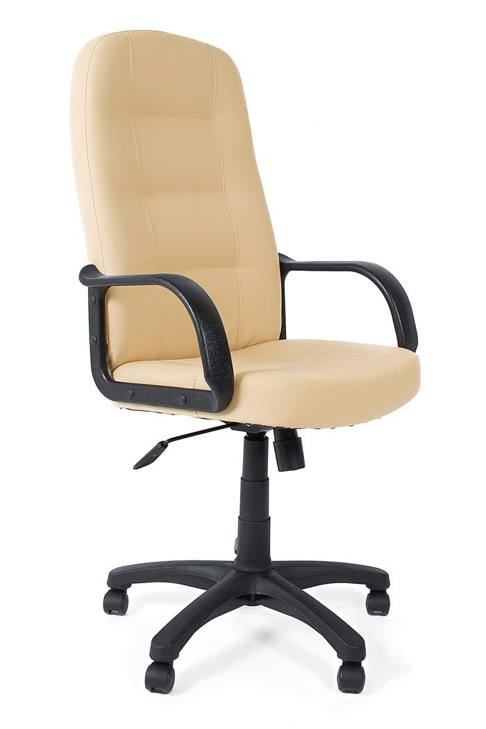 Кресло руководителя Tetchair Devon Иск. кожа бежевая PU C36-34