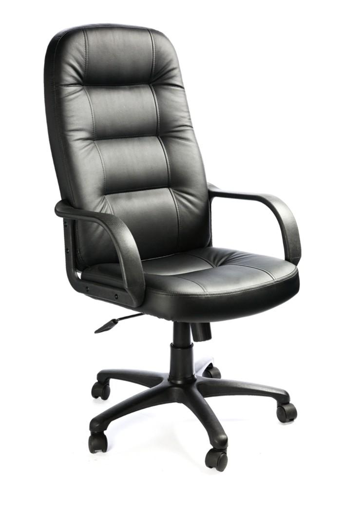 Кресло руководителя Tetchair Devon Иск. кожа черная PU C36-6