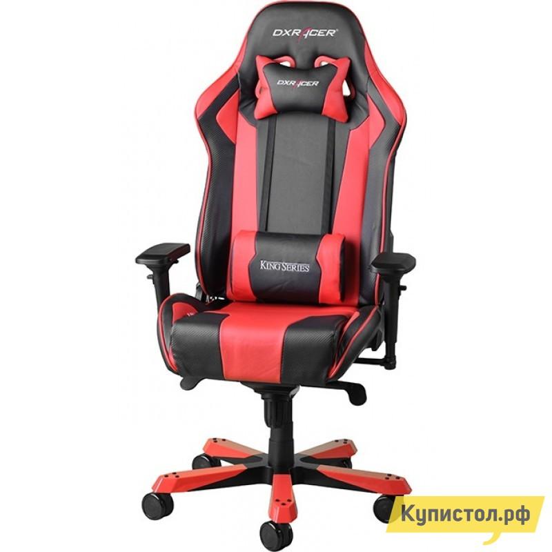 Компьютерное кресло DxRacer OH/KS06 Черный / Красный