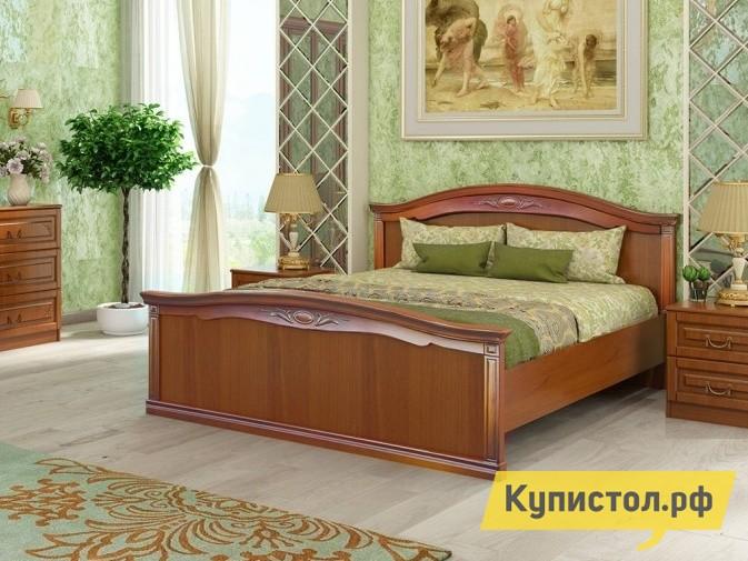 Кровать СтолЛайн СТЛ.214.04+СТЛ.214.06 Итальянский орех