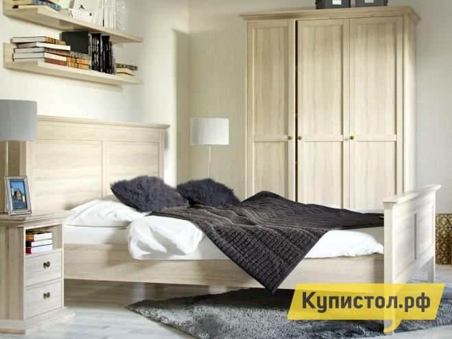 Кровать ОГОГО Обстановочка! reinadub-k1600-1800 Дуб Сонома