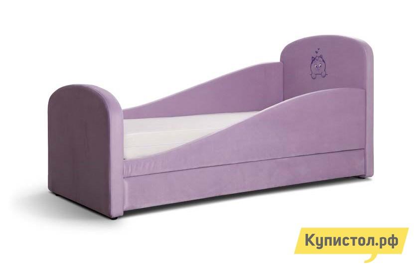 Детская кровать Мирлачев Тедди 1600*700 С матрасом