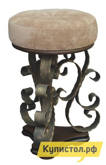 Пуфик Мебелик Лючия 2501 Темно-коричневый