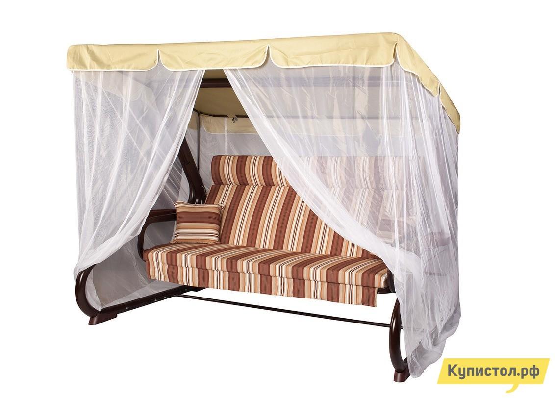 Качели Мебель Импэкс 4-х местные Leset 903 Premium Шоколадный