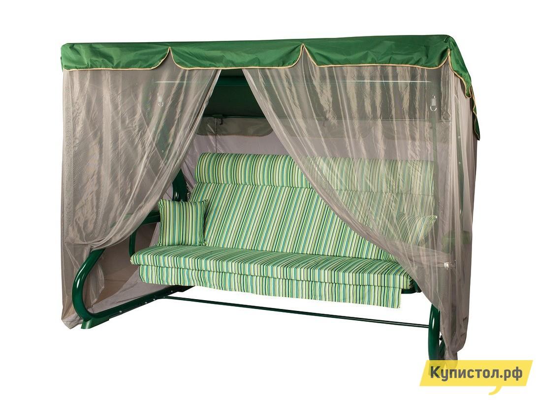 Качели Мебель Импэкс 4-х местные Leset 903 Premium Зеленый