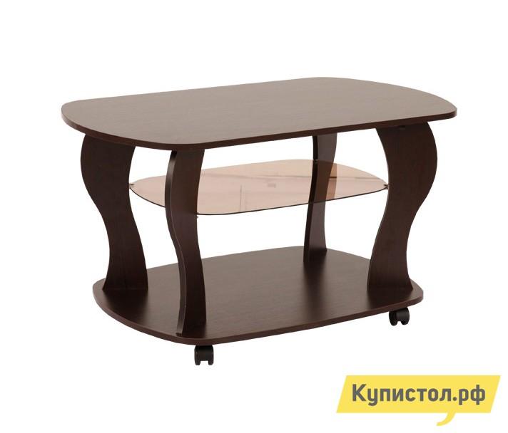 Журнальный столик Мебельсон Барон-1 Венге