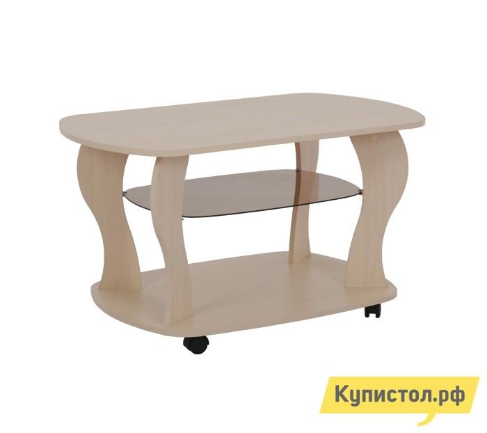 Журнальный столик Мебельсон Барон-1 Дуб Млечный