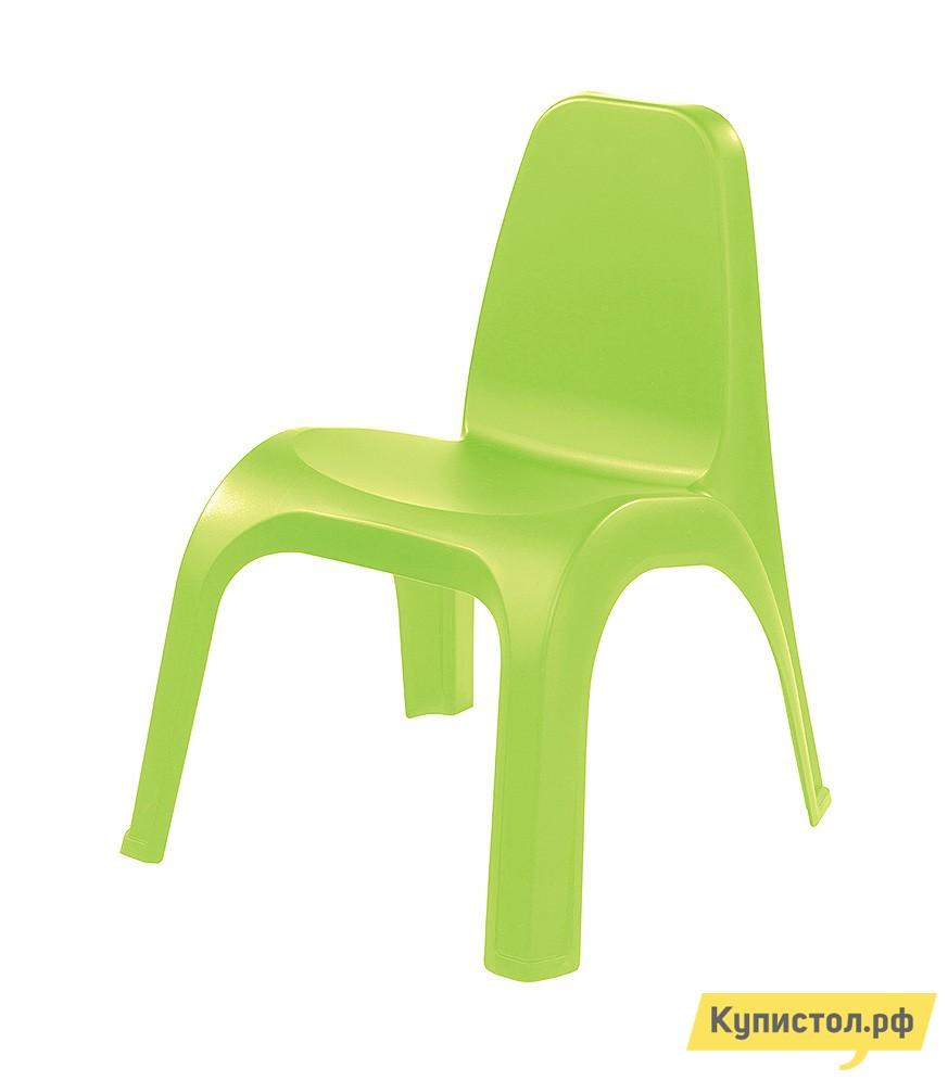 Столик и стульчик Пластишка 4313601 Зеленый
