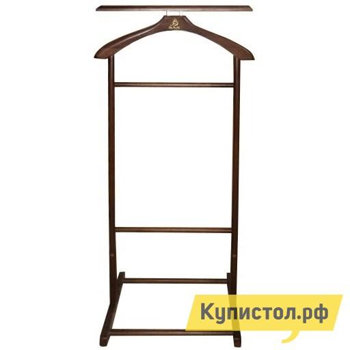 Костюмная вешалка Мебелик В 21Н Средне-коричневый