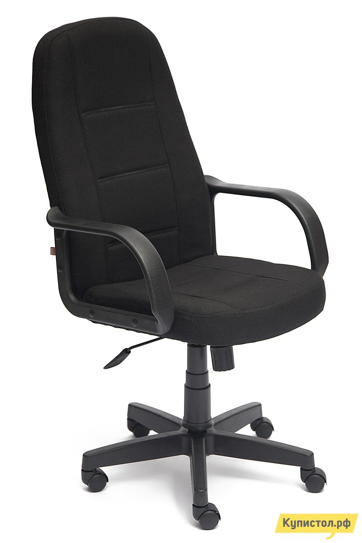 Кресло руководителя Tetchair СН747 Ткань черная NF-2603