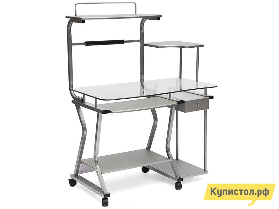 Компьютерный стол Tetchair ST-S240 Серебро