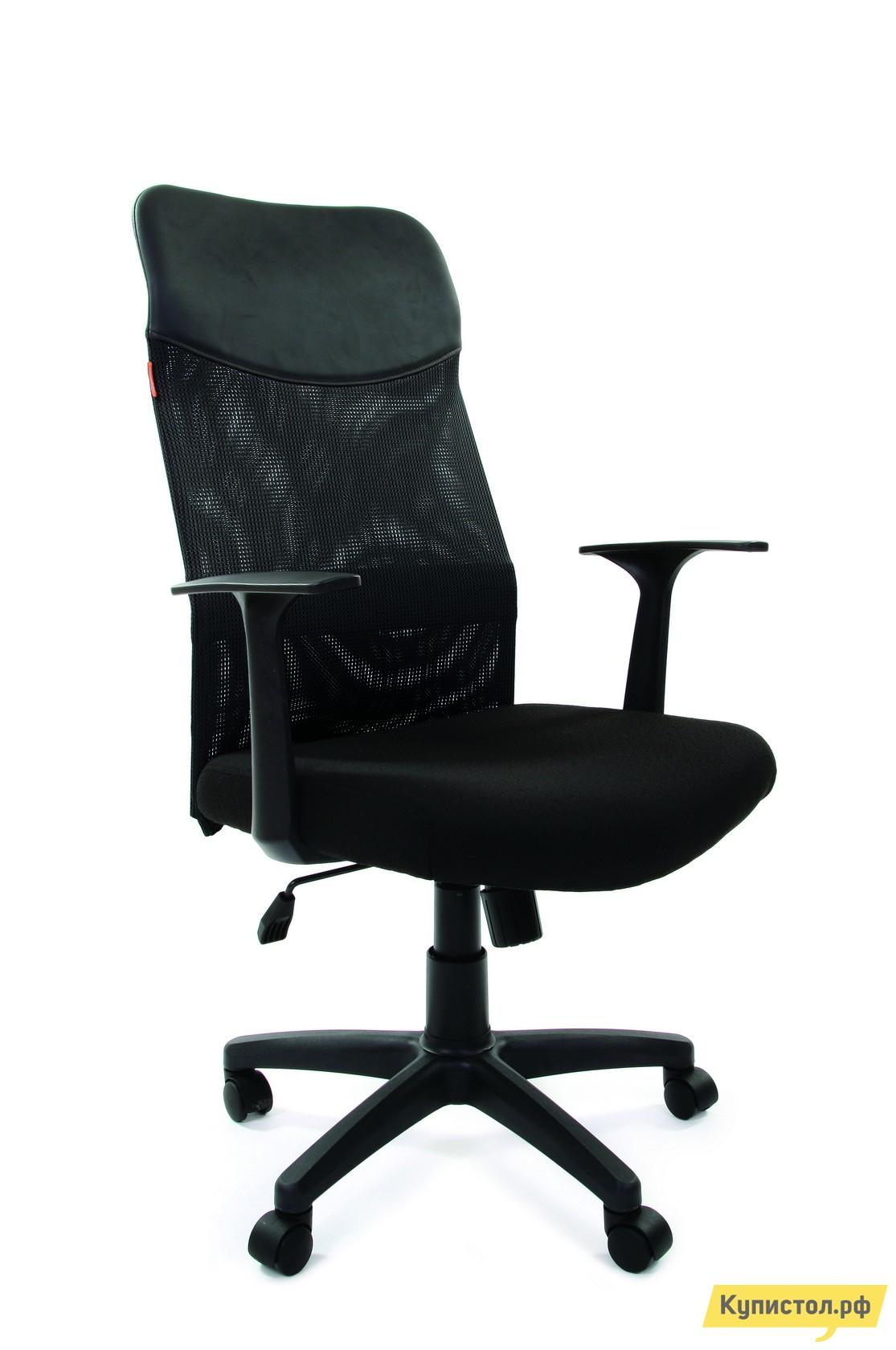 Кресло руководителя Chairman CHAIRMAN 610 LT 15-21 черный