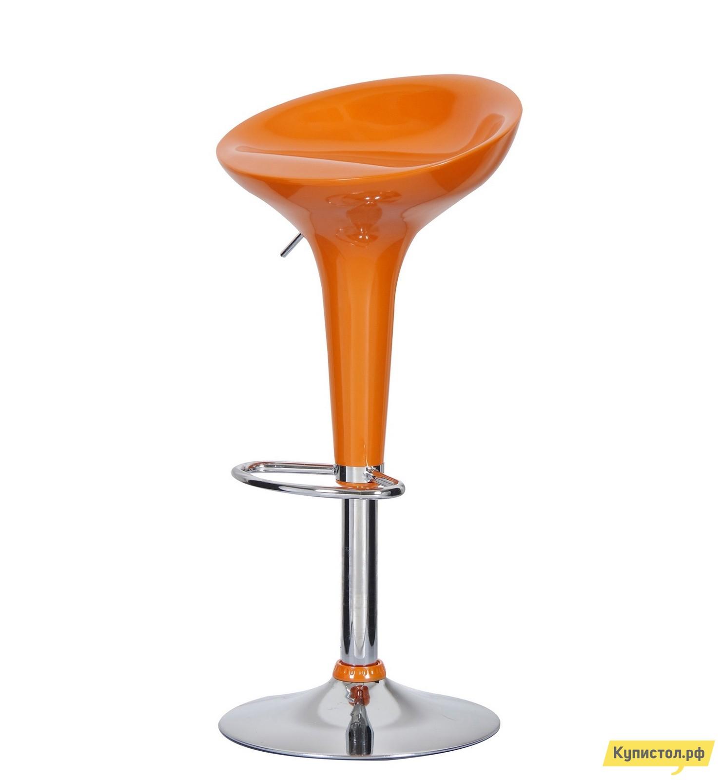 Барный стул STOOL GROUP Бомба Оранжевый